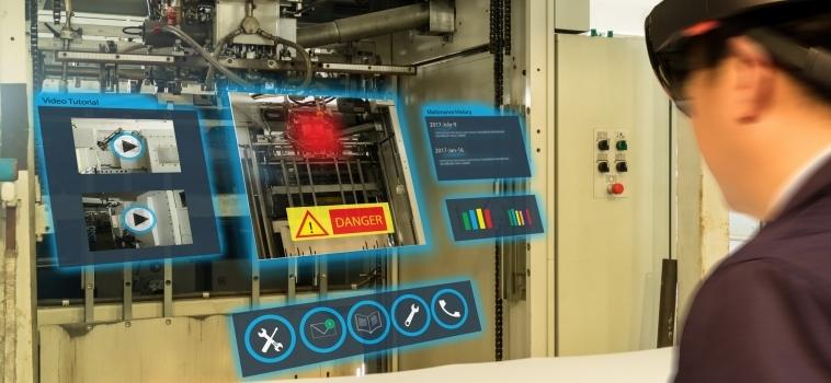 VR/AR Plant Simulation & Training